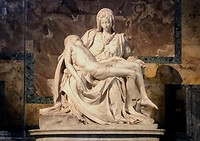 Sint-Pieter, Pietà van Michelangelo