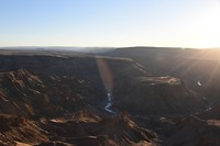 Hellsbend @ Fish river Canyon