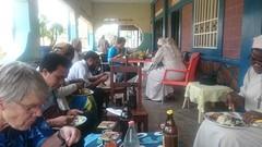 Lunch in Bakwa Bowa