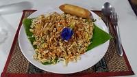 Zelf gemaakte Pad Thai mmm