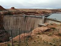 Dag 14. Glen Canyon Dam