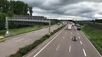 Autobahn naar Bazel