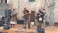Doedelzakmuziek Monteriggioni