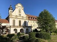 Klooster Maria Hilf, uitzicht vanaf terras