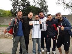 Onze voetbalvrienden van San Lorenzo