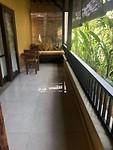 Balkon met loungeeee