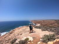 National park Kalbarri
