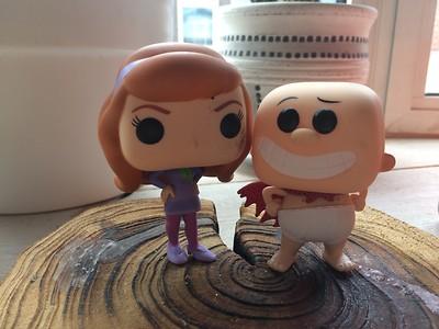 Jeroen en Daphne