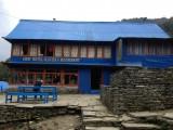 Slaapplaats in Ghorepani