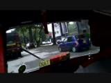 Tour de traffic jam