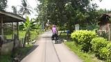 7 juli - Maleisie, onderweg van Melaka naar Muar