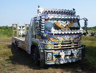 3 december - vrolijke vrachtwagens hier