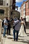 Huwelijk in Burgos.