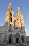 Kathedraal ' de Santa Maria' in  Burgos