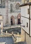 Doorkijkje richting Kathedraal