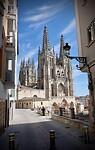 Doorkijkje naar Kathedraal