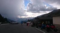 Zwitserland brengt wolken en regen