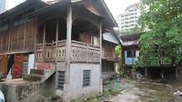 Het oudste huis in Penang