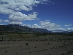 vulkaan lánin (3744m)