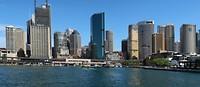 Sydney skyline vanaf het water_bewerkt-1