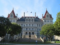State Capitol Albany