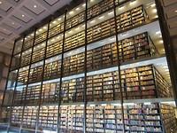 Yale bibliotheek voor zeldzame boeken e.d.