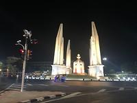 Democracy monument Bangkok