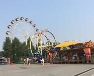 Kermis in Novosibirsk