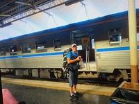 Trein Bangkok - Hua Hin