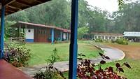 Regen bij Gavilan