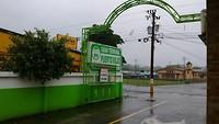 Busstation Puerto Viejo