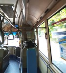 In de bus naar Georgetown