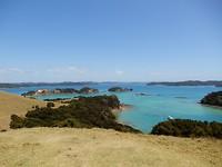 Uitzicht vanaf Urupukapuka eiland 1