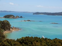 Uitzicht vanaf Urupukapuka eiland 2