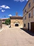 Klooster waar we overnachten