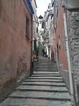 Steegje in Monterosso