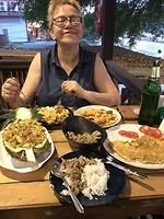Dag 7: Eten bij Malakor