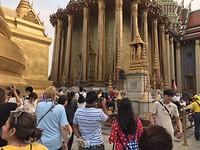 Dag 16: Het Grand Palace in Bangkok