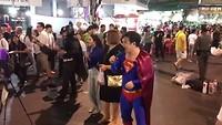 Dag 16: Superhelden zingen in Chinatown