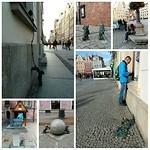Op zoek naar de kabouters van Wroclaw