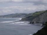 Uitkijkje over de kust