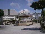 Stadspleintje in Vilalba