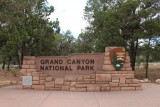 Entree Grand Canyon National Park