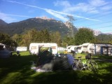 Camping Auhof bij Bludenz