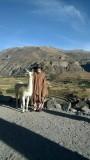 Onderweg naar Chevay. Peru