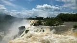Watervallen van de Argentijnse kant