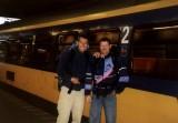 Met de treind naar Hoek van Holland