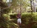 Lekker door het bos