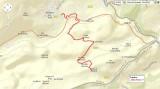 Routekaart Villars-Le-Lac / Sur La Rouche