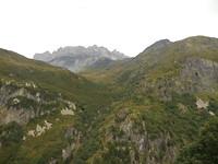 Op weg naar de Col du Brevent